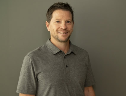 Chiropractor, Dr. Ian McIntosh