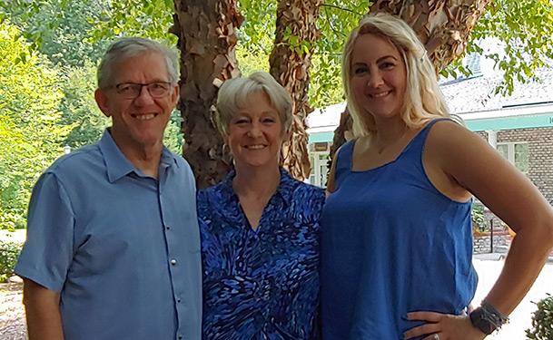 High Point Chiropractic team photo