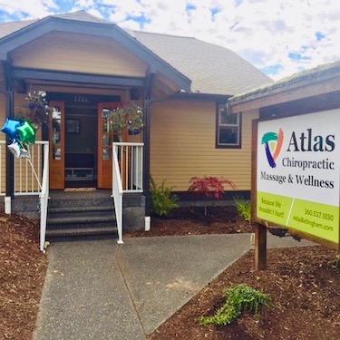 Atlas Chiropractic, Massage and Wellness Center building