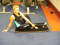 Sophie side stretch