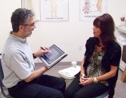 First Visit to Pomona Chiropractor