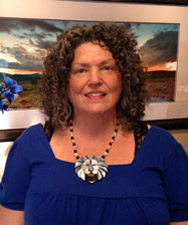 Massage therapist, Patricia