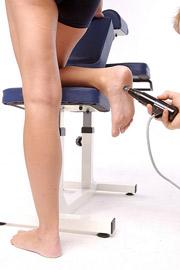 Sigma Adjustment on Foot