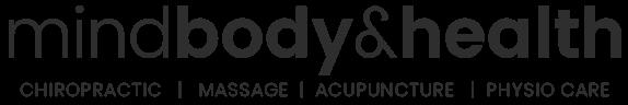 Mind, Body & Health Chiropractic logo - Home