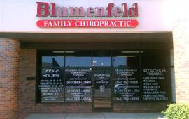 St. Louis Blumenfeld Office