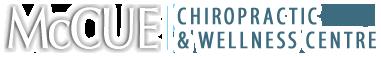 McCue Chiropractic & Wellness Centre logo - Home