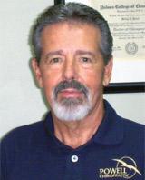 Bay Saint Louis Chiropractor, Dr. William Powell, Sr.