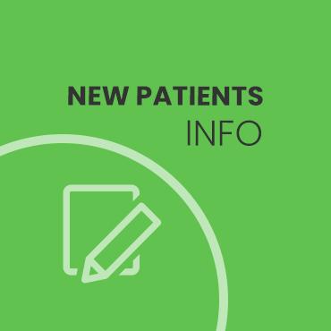 New Patients Info
