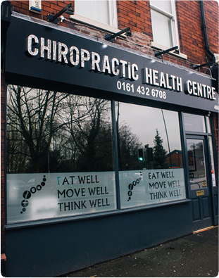 Chiropractor Greater Manchester