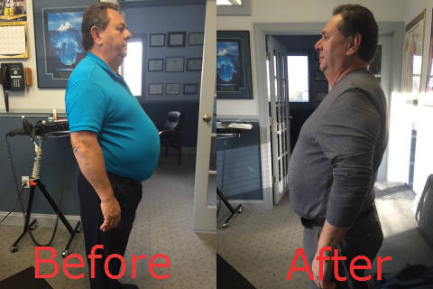 weightloss results