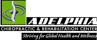 Adelphia Chiropractic Health logo - Home