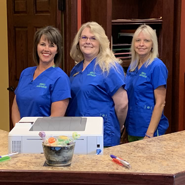 Waddell Family Chiropractic team