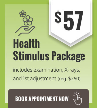 $57 Chiropractic New Patient Special - Click Here to Book Online!