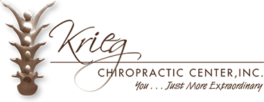Krieg Chiropractic Center logo - Home