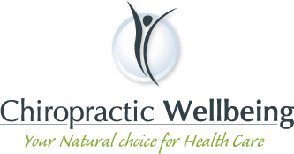 Chiropractic Wellbeing logo - Home