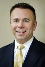 Clarksville chiropractor Dr. Joseph Rogers