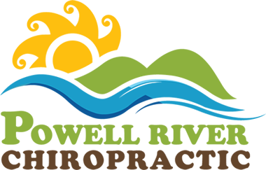 Powell River Chiropractic logo - Home