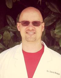 Portrait of Hilton Head Island Chiropractor, Dr. David Washack of Wellness Solutions