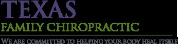 Texas Family Chiropractic logo - Home