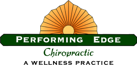 Performing Edge Chiropractic logo - Home