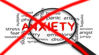 Anxiety Crossed Out