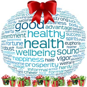 Christmas Wellness Picture