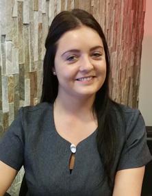 Kim Bailey, Receptionist & Float Spa Attendant