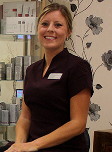 Lauren McEwan, Sports Therapist in Jersey