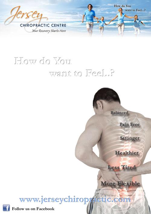 Chiropractic Treatment Plan Brochure