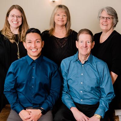 The Calcara Chiropractic Team