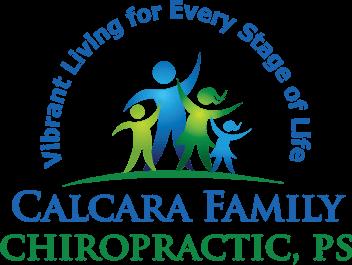 Calcara Family Chiropractic PS logo - Home