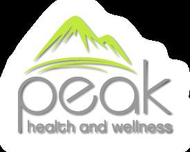 Peak Health and Wellness logo - Home