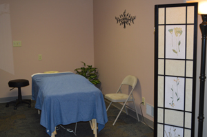 Massage Therapy Suite