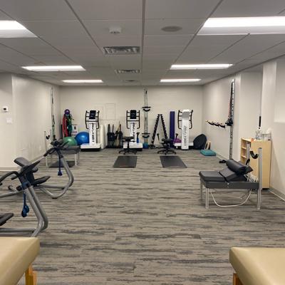 Exercise/rehab area
