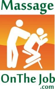 massage On The Job - logo