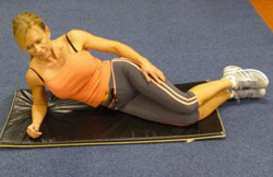 back exercises to strengthen lower back