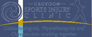 Croydon Sports Injury Clinic Ltd logo - Home
