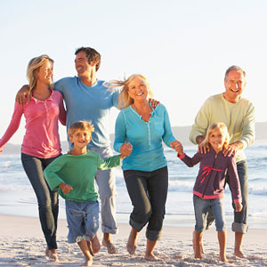 Family Chiropractic Wellness Centre loves helping families!