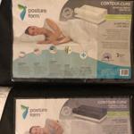 contour curve pillows