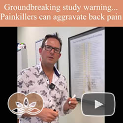 Scientific Study Alert: Don't Take Another Painkiller For Back Pain Until You've Watched This