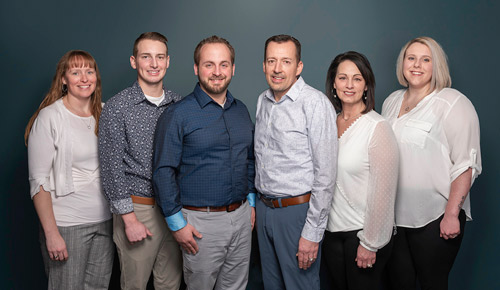 nafziger family chiropractic team 2021
