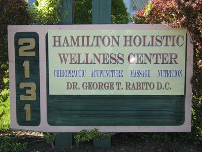 Welcome to Hamilton Holistic Wellness Center!
