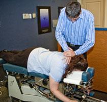In-Line Chiropractic Adjustment