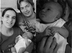 Jocelyn, Jason & Auviahna