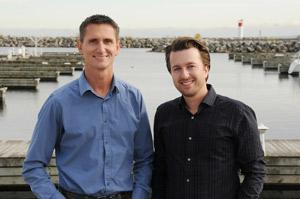 Dr. Matthew Russell and Dr. John Zeni