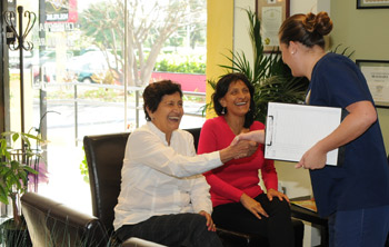 At Back to Healthcare Chiropractic in Torrance, you will be warmly welcomed to our office.