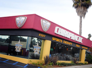 Back to Healthcare Chiropractic in Torrance