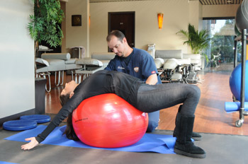 Back to Healthcare Chiropractic offers home exercises to aid in healing