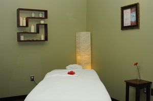 Massage therapy is also available at Back to Healthcare Chiropractic in Torrance