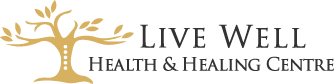 Live Well Health and Healing Centre logo - Home